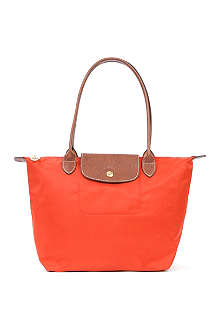 LONGCHAMP Le Pliage small shopper in paprika
