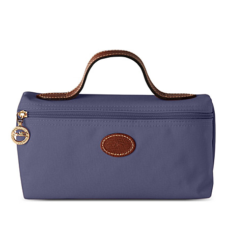 LONGCHAMP Le Pliage make-up bag (Navy
