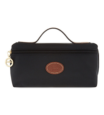 LONGCHAMP Le Pliage make-up bag (Noir