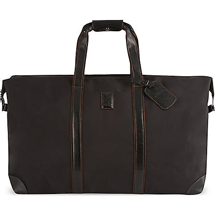 LONGCHAMP Boxford travel bag (Noir