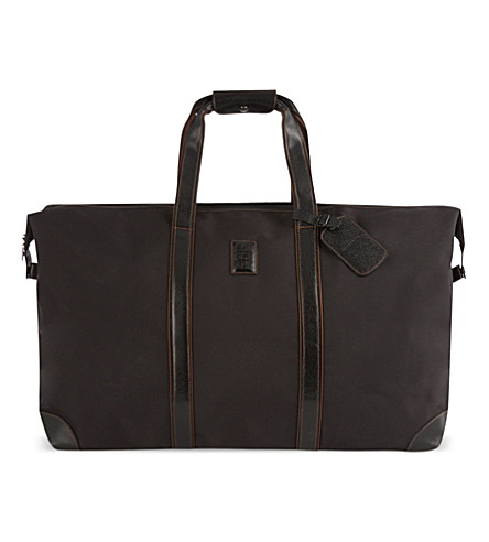 LONGCHAMP Boxford travel bag (Noir