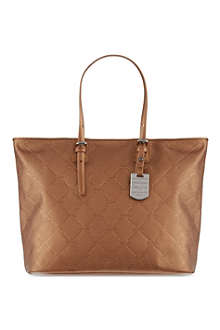 LONGCHAMP LM Cuir medium shoulder bag