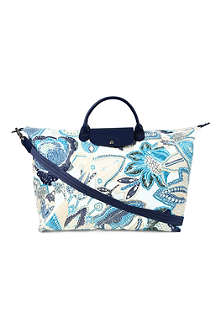 LONGCHAMP Fleur de Ravello medium travel bag