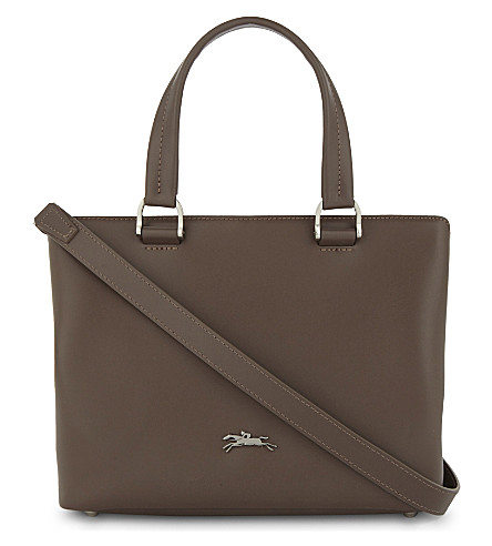 LONGCHAMP Honore 404 small tote bag (Taupe