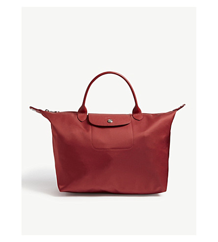 LONGCHAMP Le Pliage Néo shoulder bag (Red