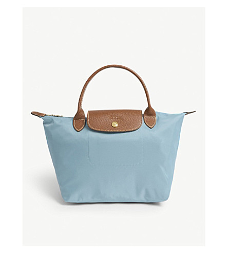 LONGCHAMP Le Pliage small tote bag (Artic