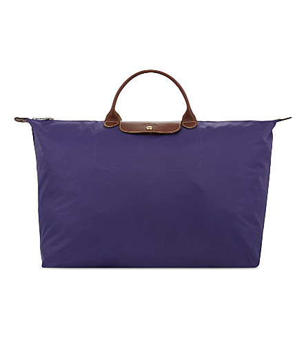 LONGCHAMP Le Pliage shopper (Amethyst