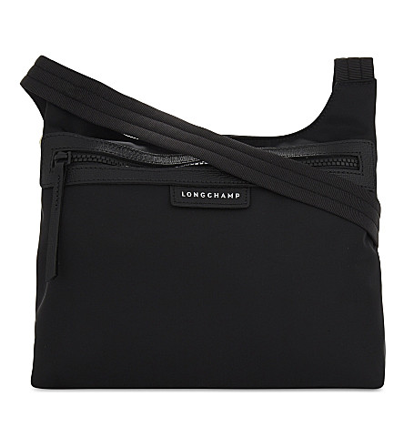 LONGCHAMP Le Pliage cross-body bag (Black