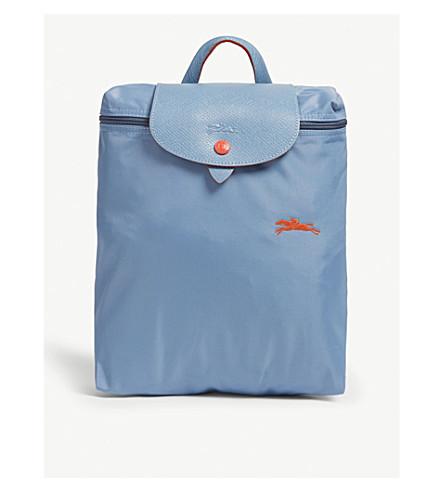 6540a78e33a74 ... LONGCHAMP Le Pliage Club backpack (Blue+mist. PreviousNext