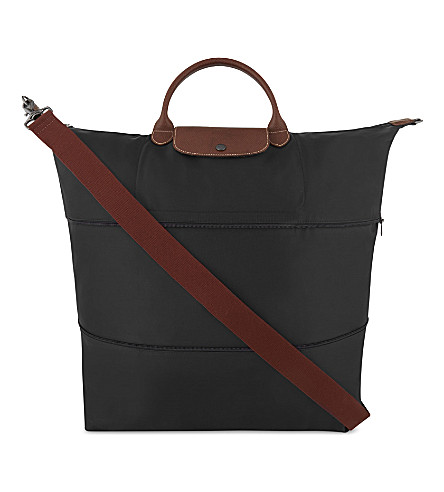 LONGCHAMP Le Pliage travel bag (Black