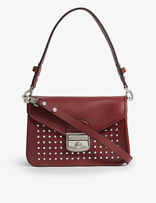 LONGCHAMP Mademoiselle leather cross-body bag. Quick view Wish list 85899c7066aee