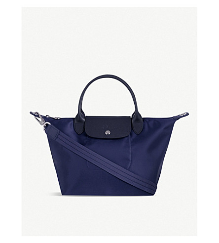 LONGCHAMP Le Pliage Neo medium handbag (Navy