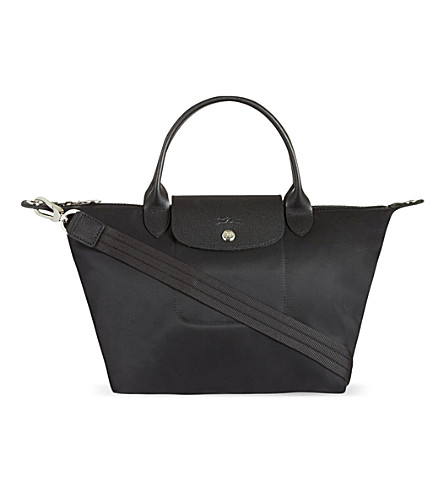 LONGCHAMP Le Pliage Neo medium shopper (Noir