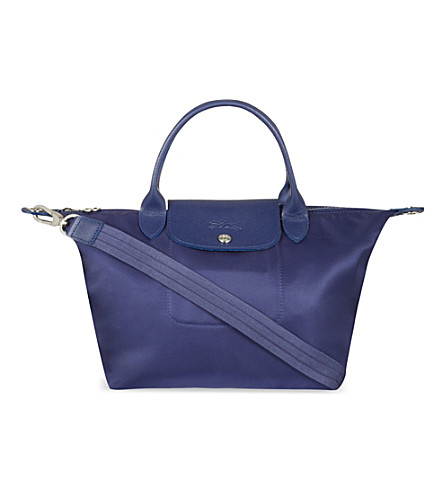 LONGCHAMP Le Pliage Neo small handbag (Navy