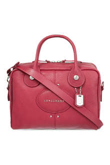LONGCHAMP Quadri leather handbag