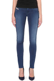 DIESEL Livier slim-fit low-rise jeans