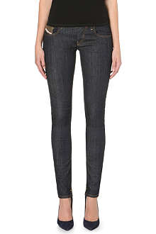 DIESEL Grupee mid-rise skinny jeans