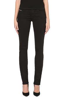 DIESEL Straitzee straight mid-rise jeans