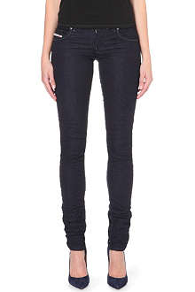 DIESEL Grupee slim-fit low-rise jeans
