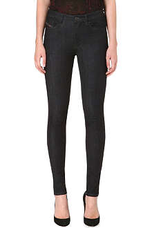 DIESEL Skinzee stretch-denim skinny jeans