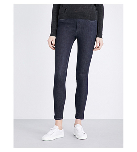 DIESEL Skinzee super-skinny high-rise jeans (Denim