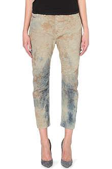 DIESEL Eazee boyfriend fit jeans