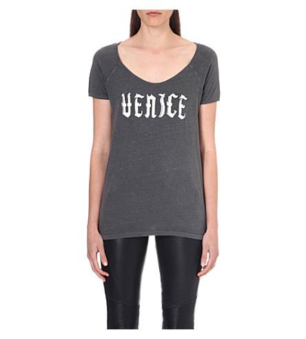 DIESEL Venice jersey t-shirt (Black
