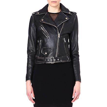 DIESEL Lupusa jacket (Black