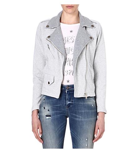 DIESEL Lupus cotton jacket (912a