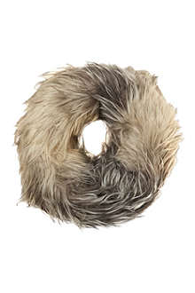 DIESEL Sallas furry snood