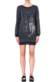 DIESEL Wolf dress