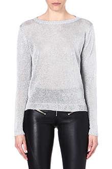 DIESEL Metallic jumper