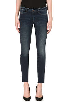 DIESEL Doris stretch-denim skinny jeans