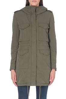 DIESEL W-Pujab military coat