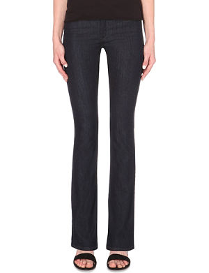 DIESEL Doris bootcut mid-rise jeans