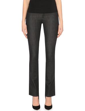 DIESEL Doris slim-fit bootcut stretch-denim jeans