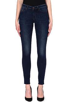 DIESEL Doris skinny mid-rise jeans