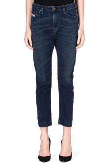 DIESEL Boyfriend mid-rise jeans