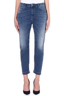 DIESEL Eazee high-rise boyfriend jeans