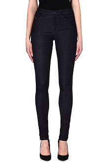 DIESEL Skinzee high-waisted super-skinny jeans