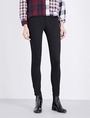 DIESEL Skinzee high-waist super-skinny jeans