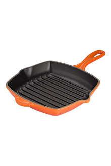 LE CREUSET Grillit cast iron pan 20cm
