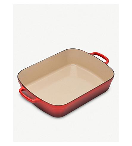 LE CREUSET 33厘米 搪瓷铸铁烤盘