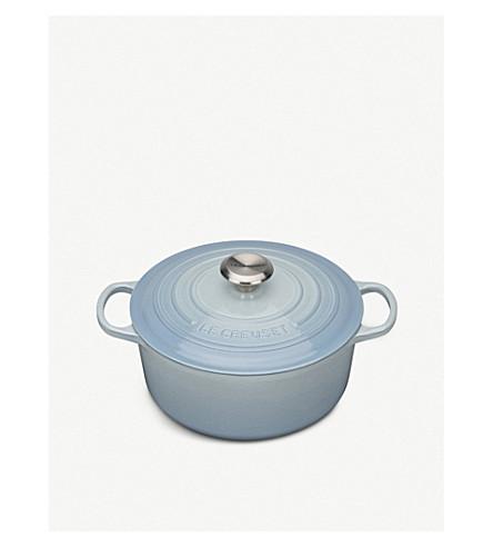 LE CREUSET 铸铁圆砂锅盘24厘米