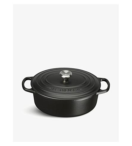 LE CREUSET Oval casserole dish 25cm