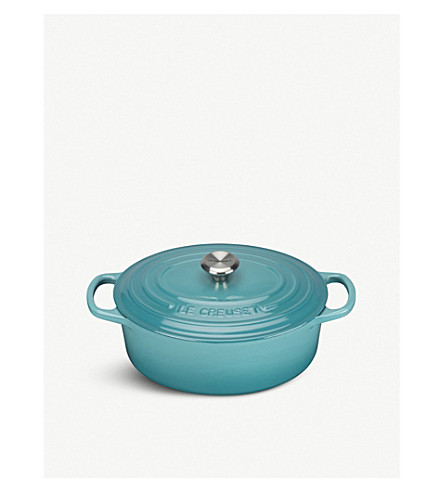 LE CREUSET 椭圆形砂锅碟25厘米