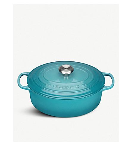 LE CREUSET Oval casserole dish 29cm