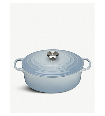LE CREUSET 椭圆形砂锅碟29厘米