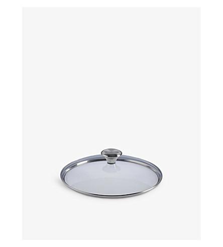 LE CREUSET Heat-resistant glass lid 24cm