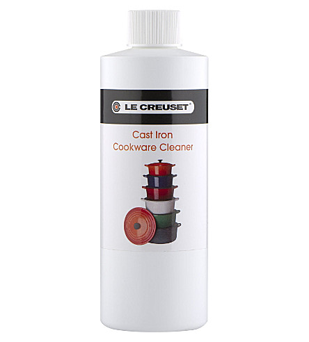 LE CREUSET Cast iron cleaner 250ml
